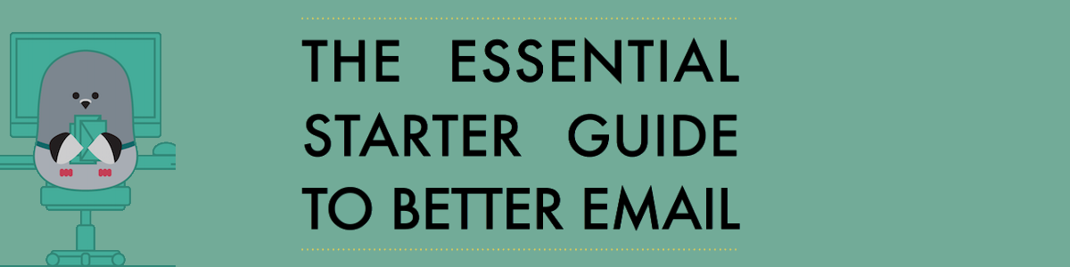 Guide to Better Emails cover promo