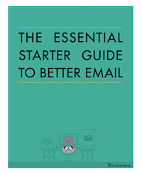 Better Emails Ebook!