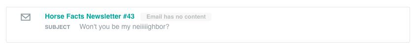 newsletter needs content reminder!