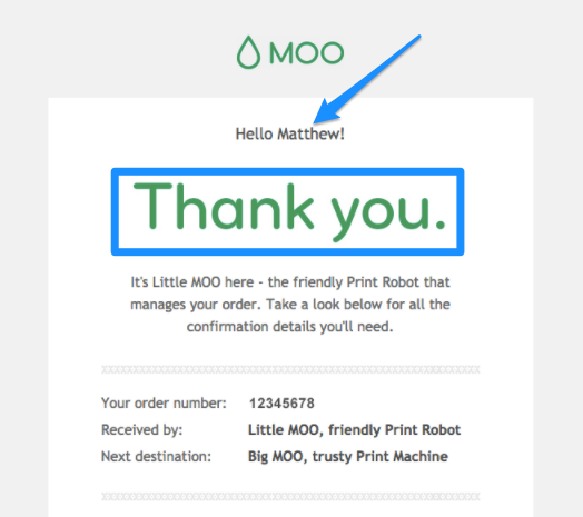 Order Confirmation Emails How To Delight Your Customers Every Time
