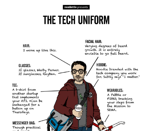Tech uniform