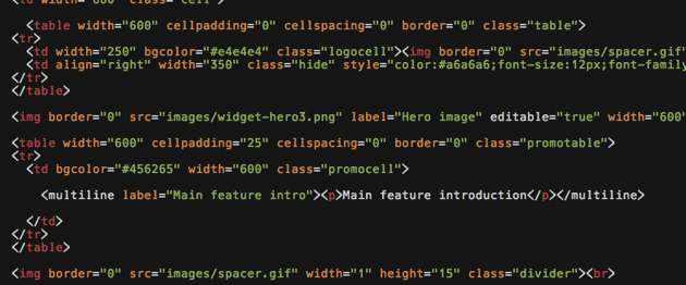 Inlined CSS